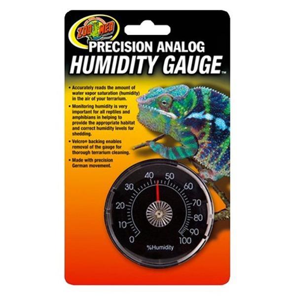 Medidor de umidade analógico zoomed th-21