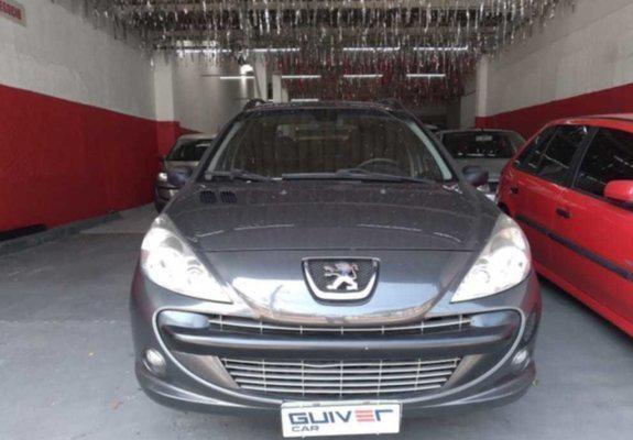 Peugeot 207 sw xr sport 1.4