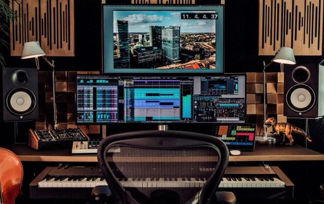 Plugins áudio profissional