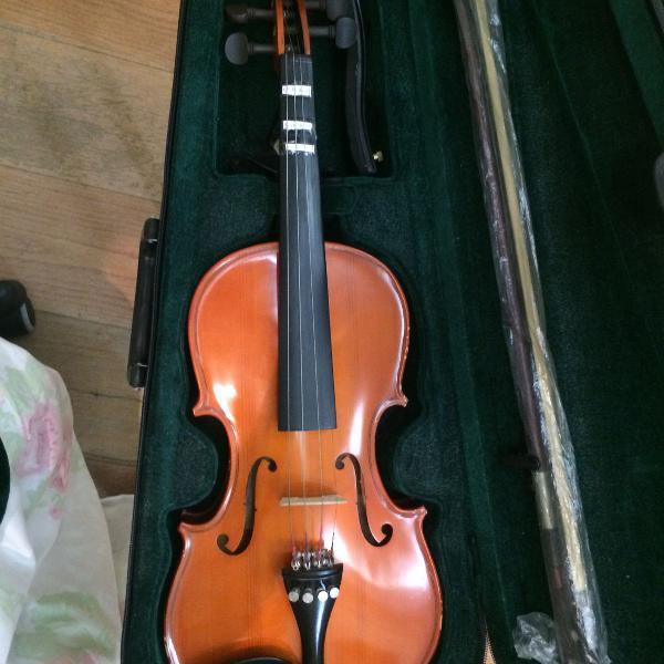 Violino infantil michael vnm11 1/2 - tradicional