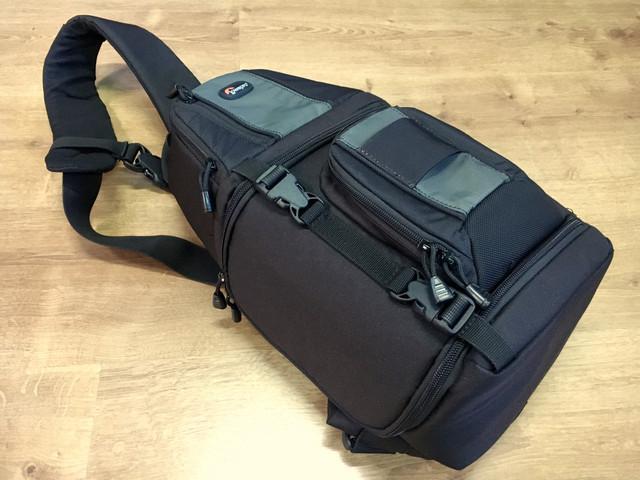 Vendo mochila câmera digital slingshot 202 aw lowepro