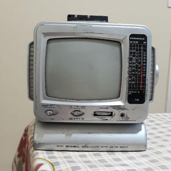 Mini tv anos 200
