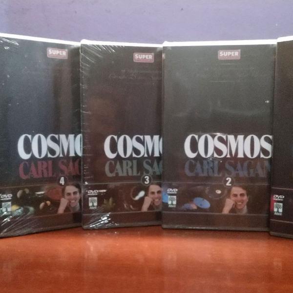 Série cosmos completa - 5 discos