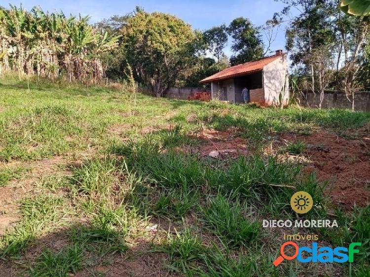 Terreno à venda em terra preta com 1.200 m²