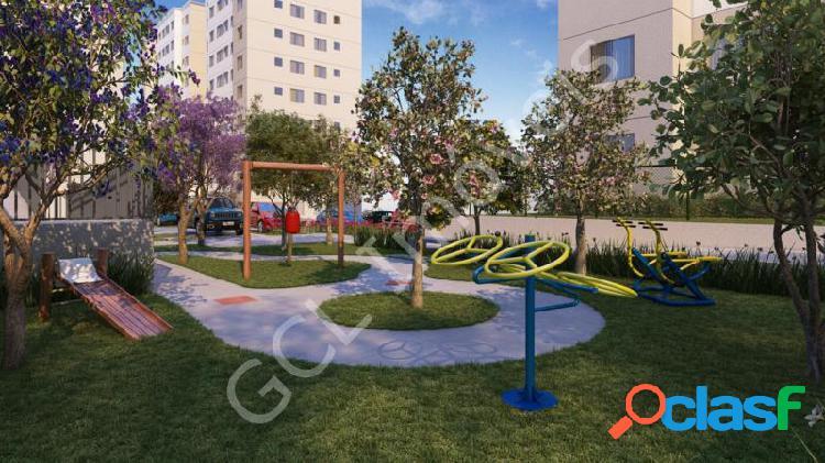 Apartamento com 2 dorms em são paulo - jardim do lago por 174.31 mil à venda