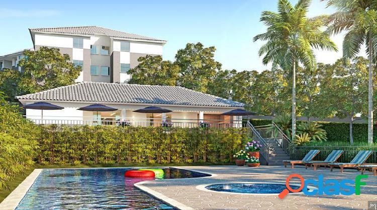 Apartamento com 2 dorms em pouso alegre - ipiranga por 125 mil à venda