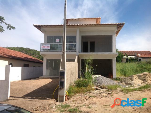 Casa duplex - venda - são pedro da aldeia - rj - ponta da areia