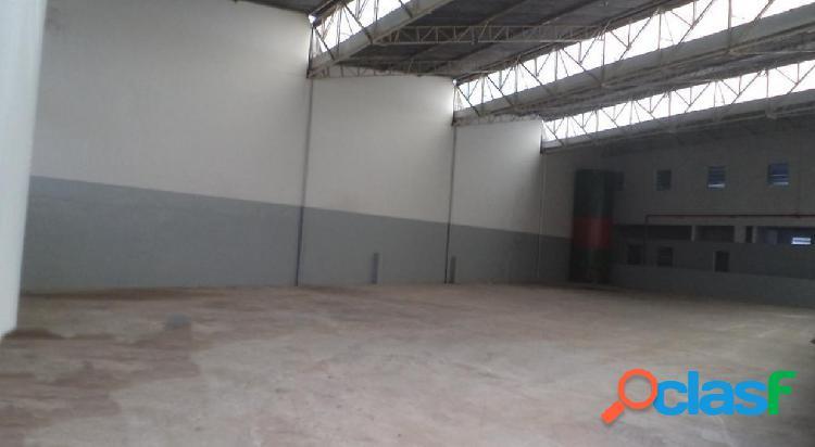 Galpão - aluguel - diadema - sp - canhema)