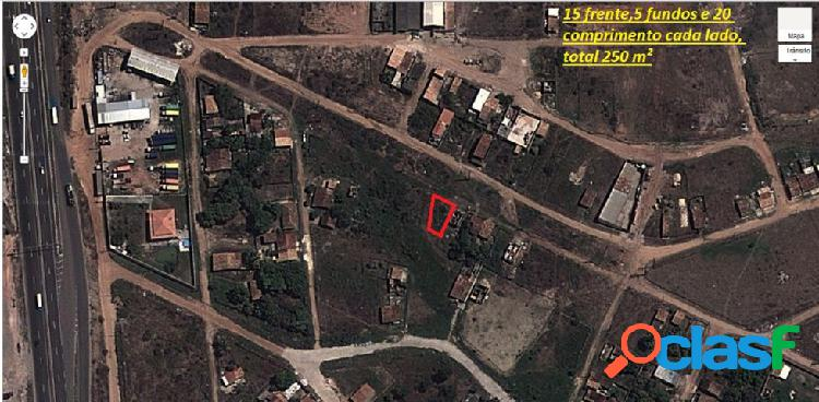 Terreno - venda - nossa senhora do socorro - se - distrito industrial