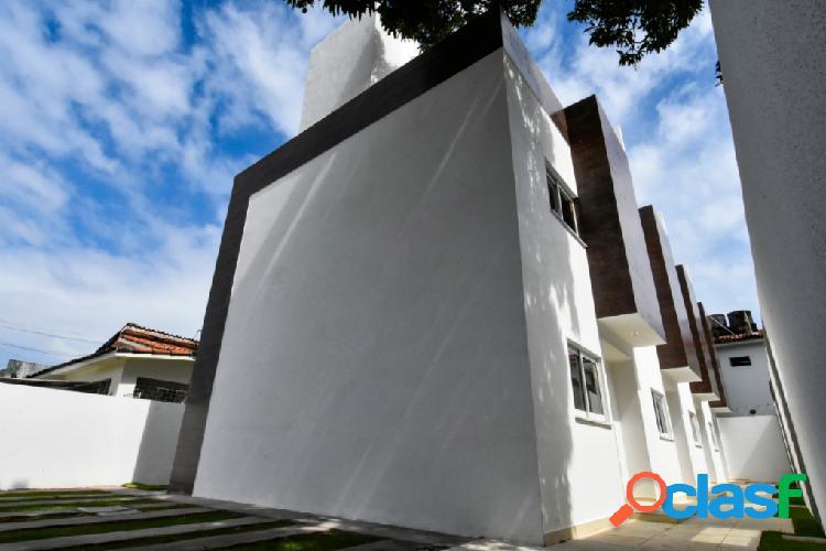 Casa duplex - venda - olinda - pe - casa caiada