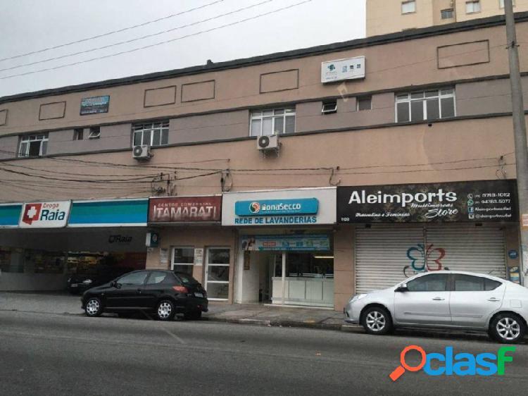 Sala comercial - aluguel - santo andré - sp - vila curuçá)
