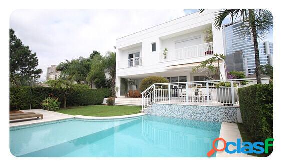Casa em condomínio - venda - barueri - sp - alphaville conde ii