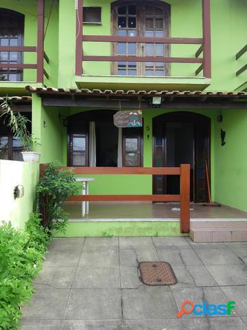 Casa duplex - venda - são pedro da aldeia - rj - boqueirão