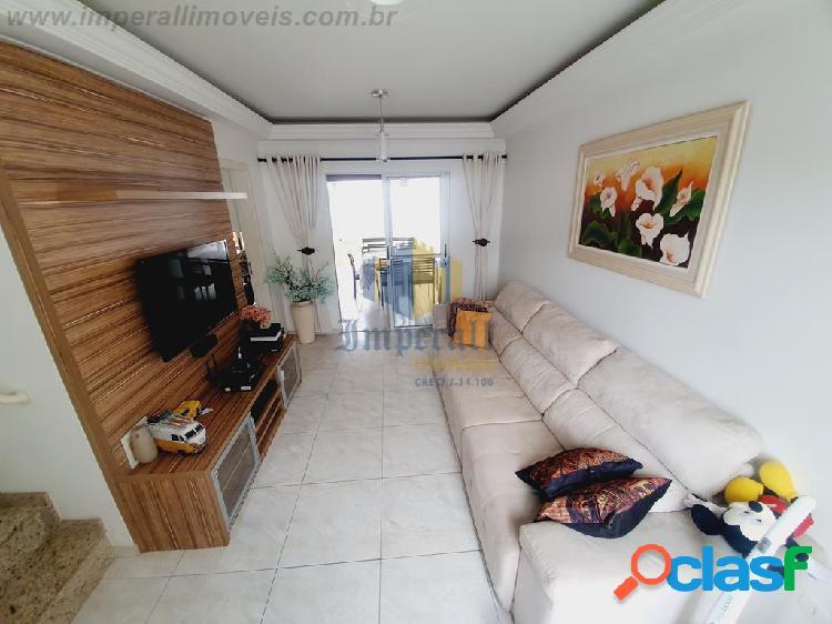 Residence club villa branca jacareí sobrado de 2 dormitórios terreno 160 m²
