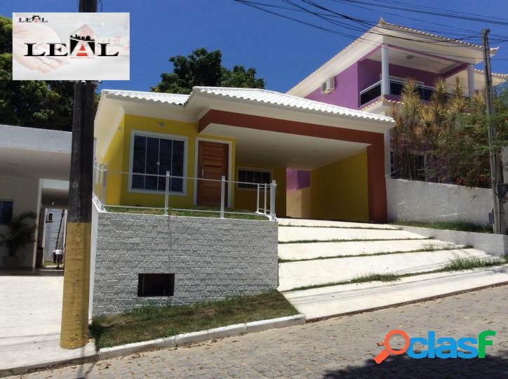 Casa flamengo, maricá, rj, condomínio 3 qtos 2 suítes