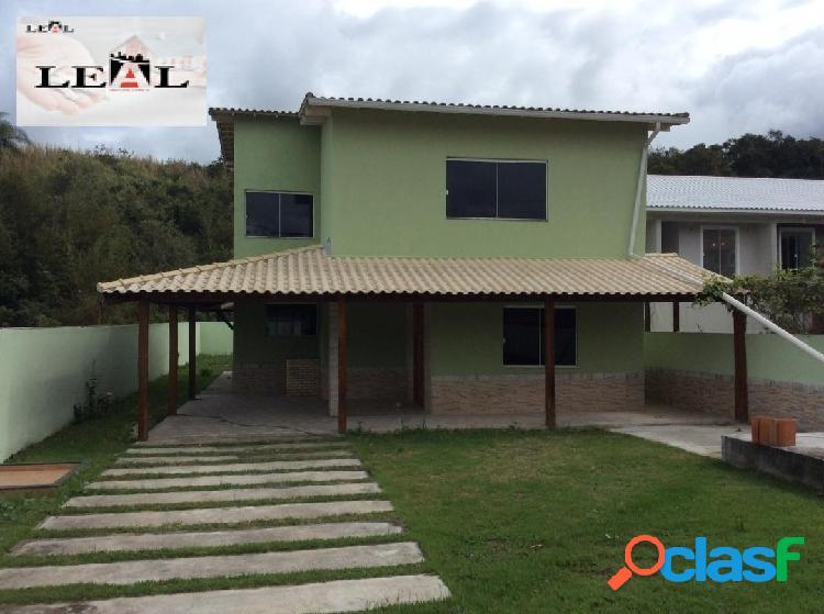 Excelente casa duplex de praia em ponta negra