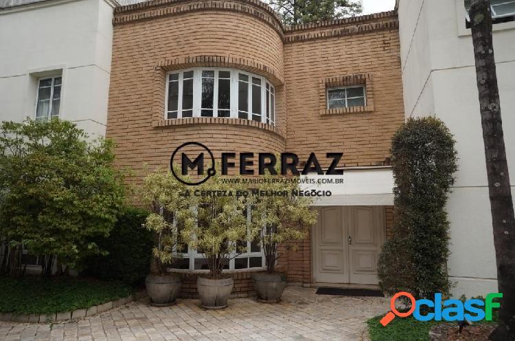 Excelente casa em condomínio no miolo do jardim europa !!!!
