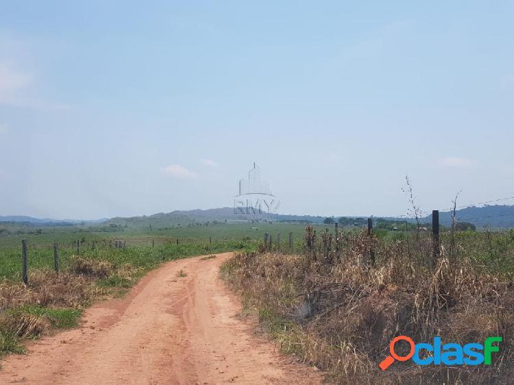 Fazenda A Venda Em Nova Santa Helena - Mato Grosso 1
