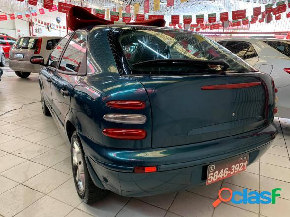 FIAT BRAVA SX 1.6 16V 4P AZUL 2001 1.6 GASOLINA 2