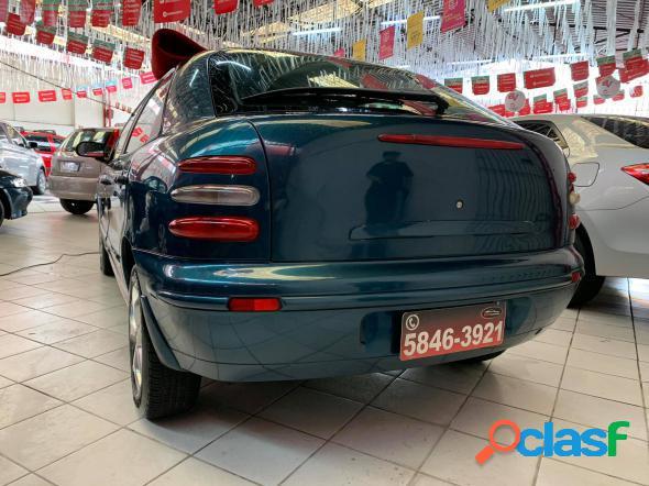 FIAT BRAVA SX 1.6 16V 4P AZUL 2001 1.6 GASOLINA 3