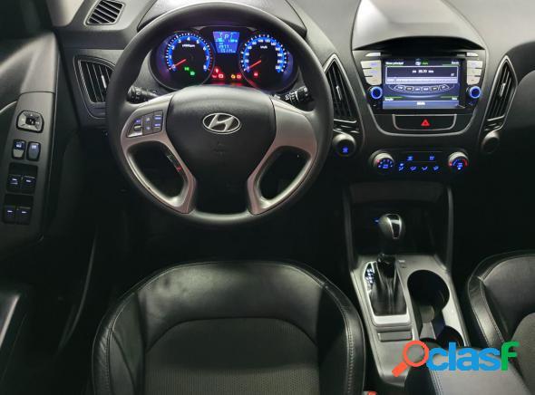 Hyundai ix35 gl 2.0 16v 2wd flex aut. prata 2017 2.0 flex