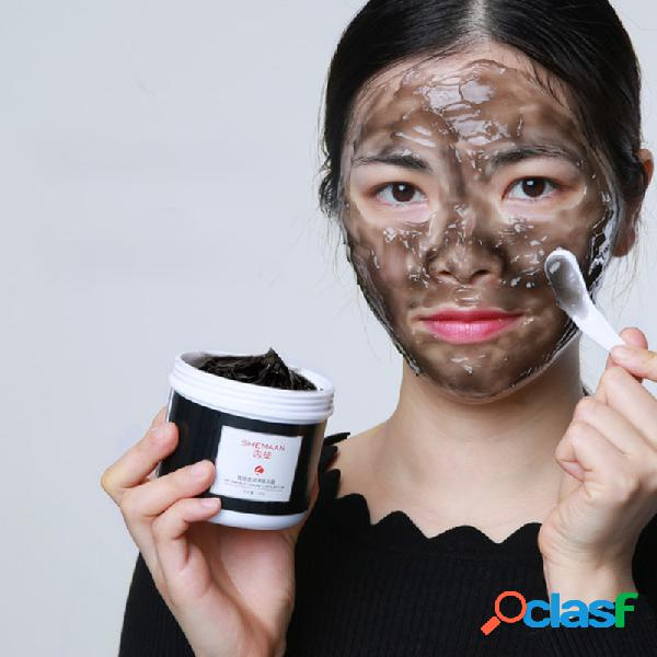 Blackhead acne cleansing black máscara gel de limpeza hidratante profundo