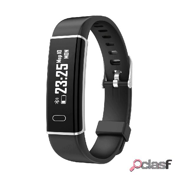 Monitor de atividade de relógio direto usb coração taxa monitor de sono mensagem caller display charging smart watch