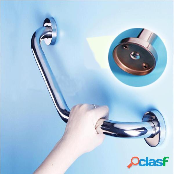 Banheira arm handle grip banho banheira de chuveiro barras de aço inoxidável segurança no banheiro