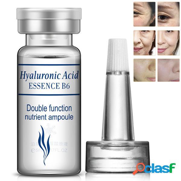 10 garrafas / set soro essência de ácido hialurônico facial anti-envelhecimento reparação hidratante reparação cuidados com a pele