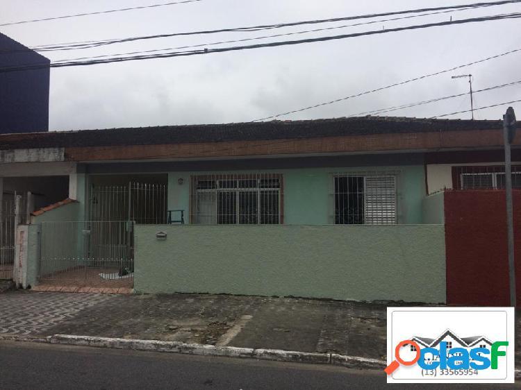 Casa com 2 dormitórios a venda no bairro boqueirão/praia grande