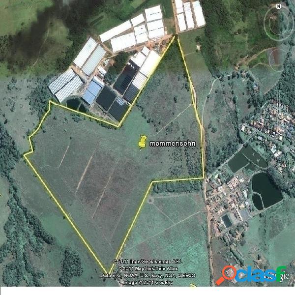 Área industrial atibaia plana acesso carretas