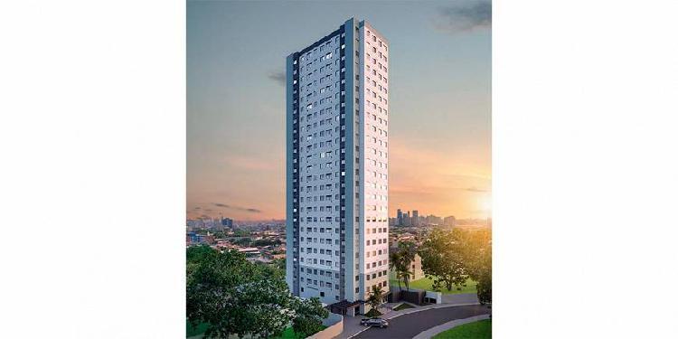 Apartamento 2 dorm a 850m da estação artur alvim