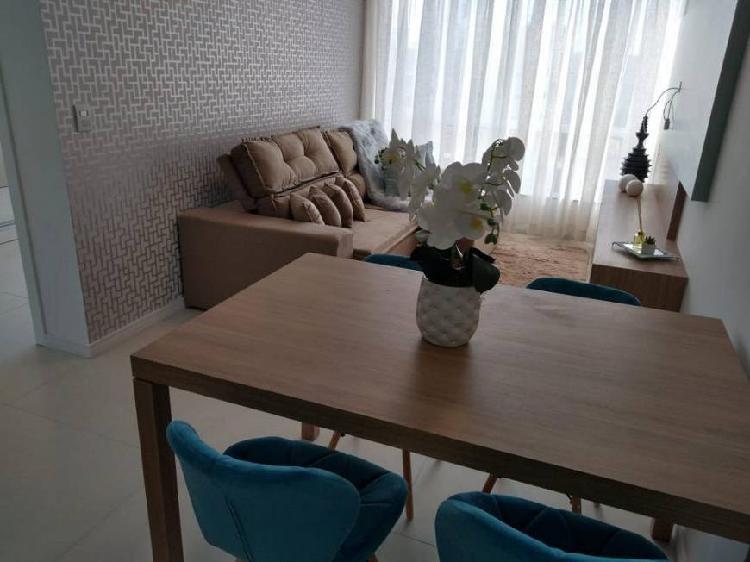 Apartamento mobiliado com 2 dormitorio(s) localizado(a) no