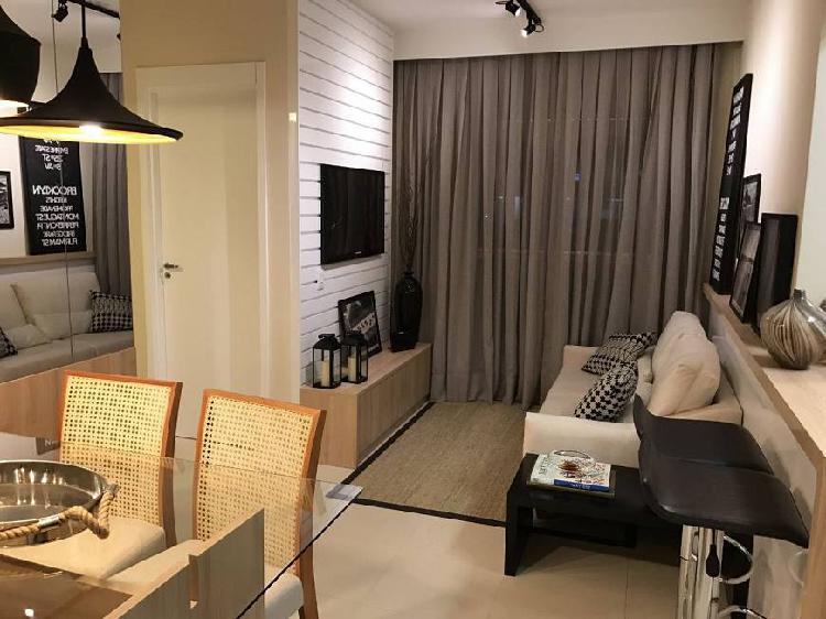 Apartamentos de 3 quartos novo em del castilho - carioca