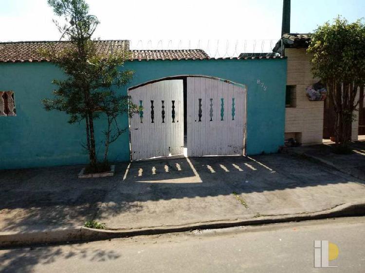 Casa com 2 dorms, balneário itaguai, mongaguá - r$ 200