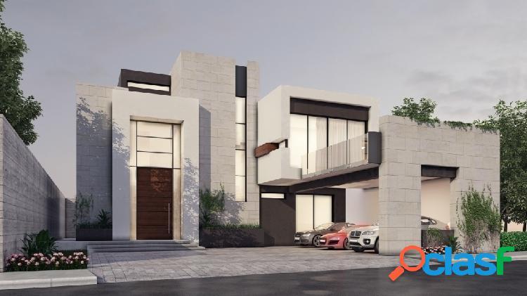 Casa en venta en sierra alta carretera nacional