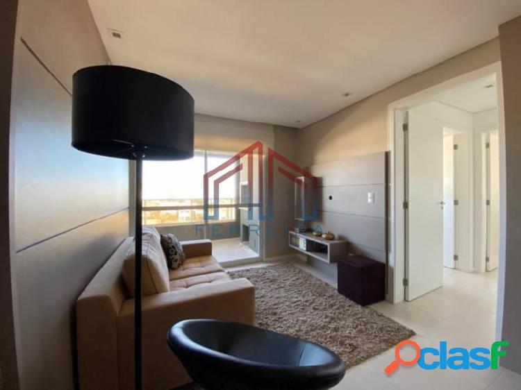 Apartamento decorado 2 dormitórios - ótima localização