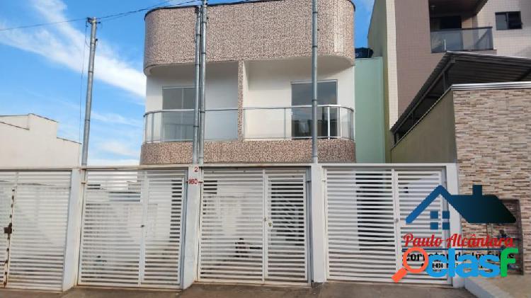Casa geminada duplex no bom pastor - santana paraiso - cod 14