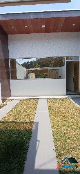 Casa Geminada no Residencial Bethania - Santana Paraiso - COD 41 1