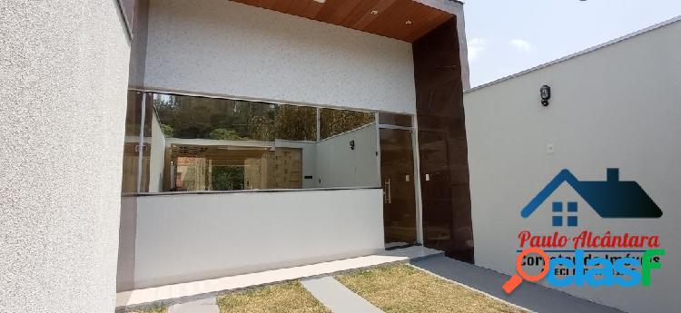 Casa Geminada no Residencial Bethania - Santana Paraiso - COD 41 2