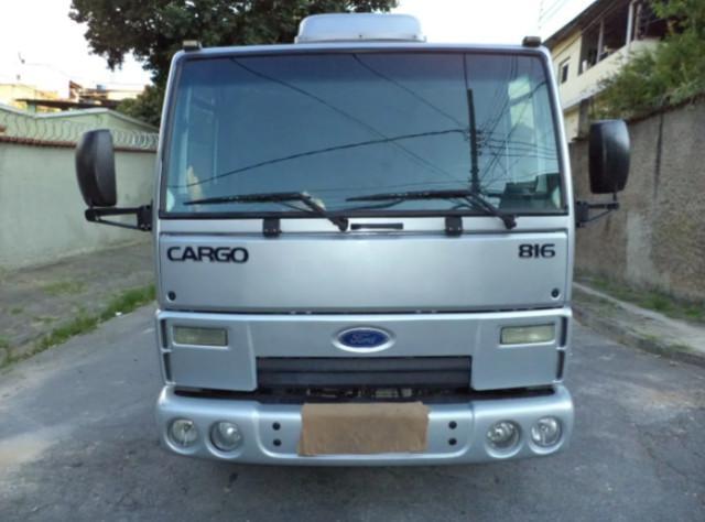 Caminhão ford cargo 816 2013/2013 chassis