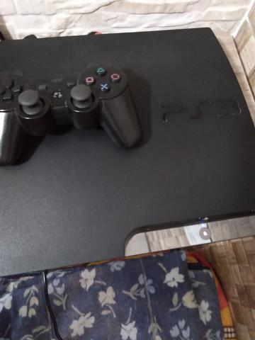 Playstation 3 venda é troca