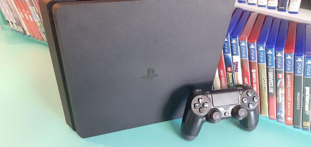 Playstation 4 (semi novo loja fisica)