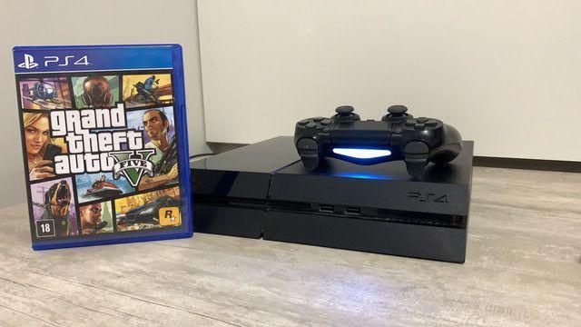 Ps4 um controle 88 jogos digital