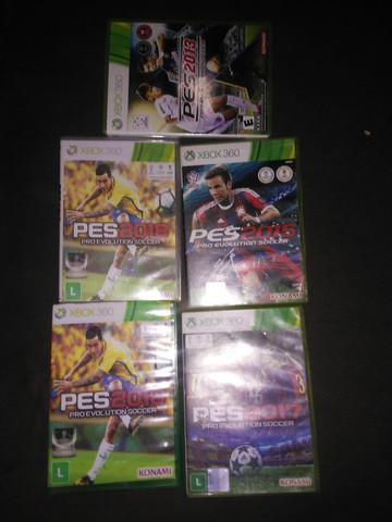 Xbox 360 jogos originais 70.00 cada um