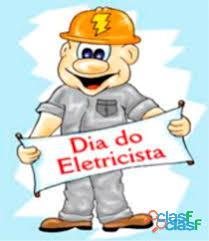 eletricista na vila formosa (11 98503 0311) (11 99432 7760) jardim Anália franco 2