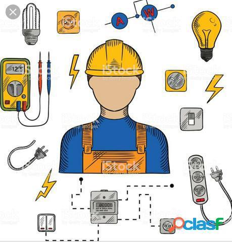 eletricista na vila formosa (11 98503 0311) (11 99432 7760) jardim Anália franco 7