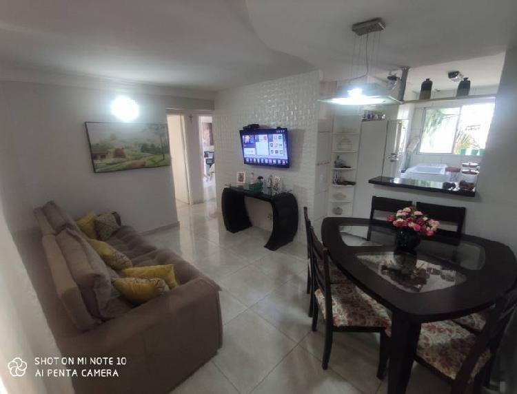 Apartamento 3 dormitórios, sendo 1 suíte, mobiliado (venda