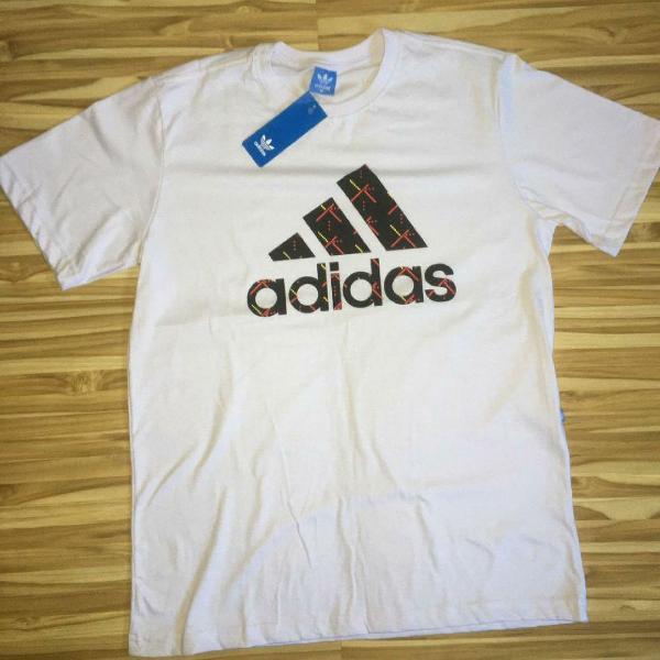 Camiseta adidas masculina linha premium