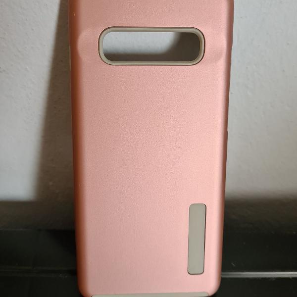 Case samsung galaxy s10+ plus rosa
